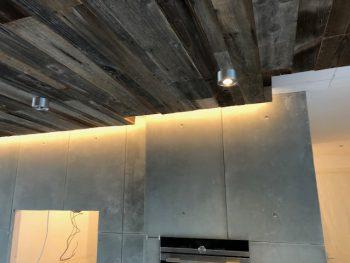 beton met barnwood