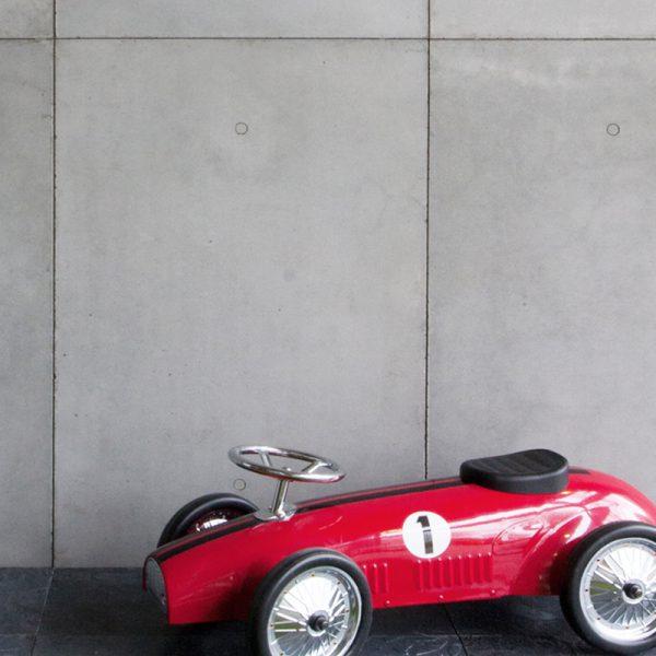 betonplaat interieur