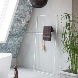 badkamer betonwand