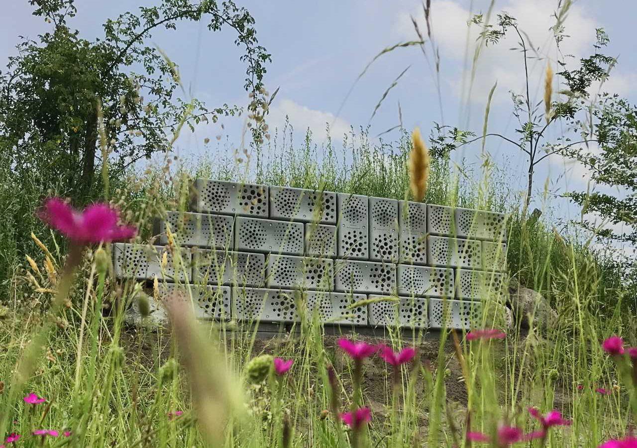 beton bijenhotel