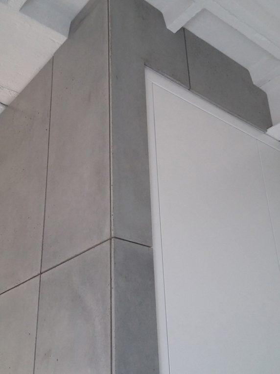 beton interieur loft
