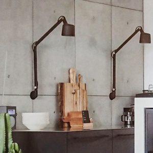 beton keuken achterwand