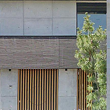 betonnen panelen gevel