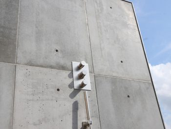 betonplaten tuin