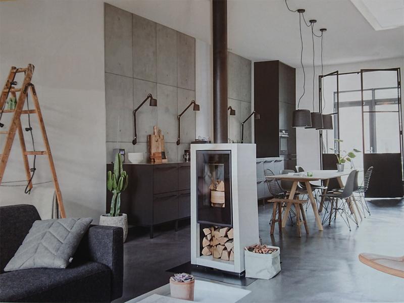 keuken beton achterwand