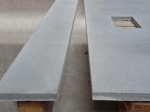 ombouw plaat hangtoilet beton