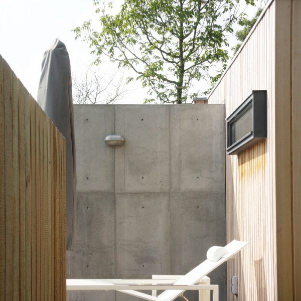 wandpaneel schutting beton