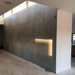 grootformaat betontegel
